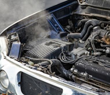 Engine Coolant Repair